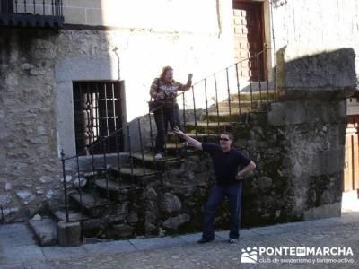 Mogarraz; excursiones en grupo; senderismo madrid con niños